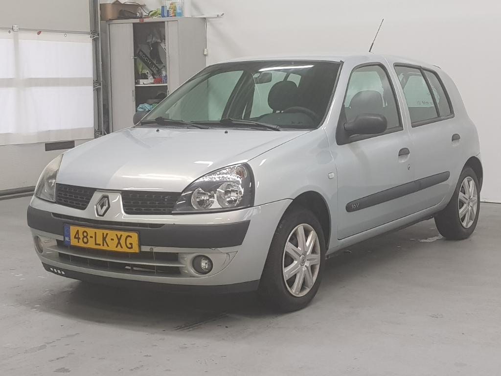 Renault CLIO  1.2-16V Dynamique