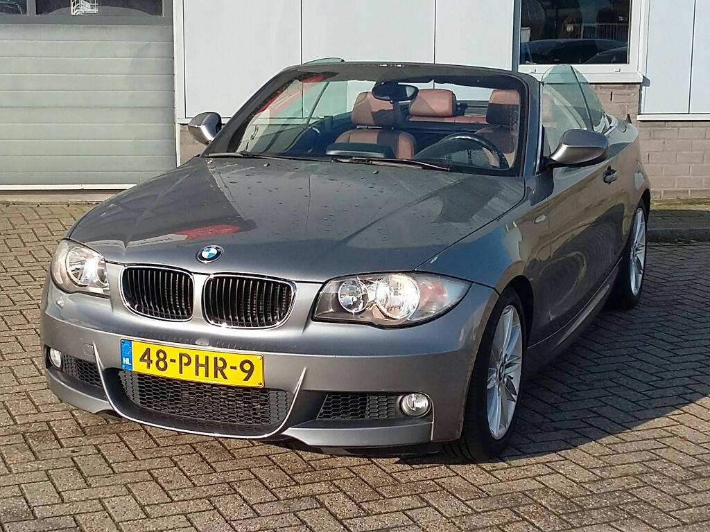 BMW 1-SERIE CABRIO 120i High Executive