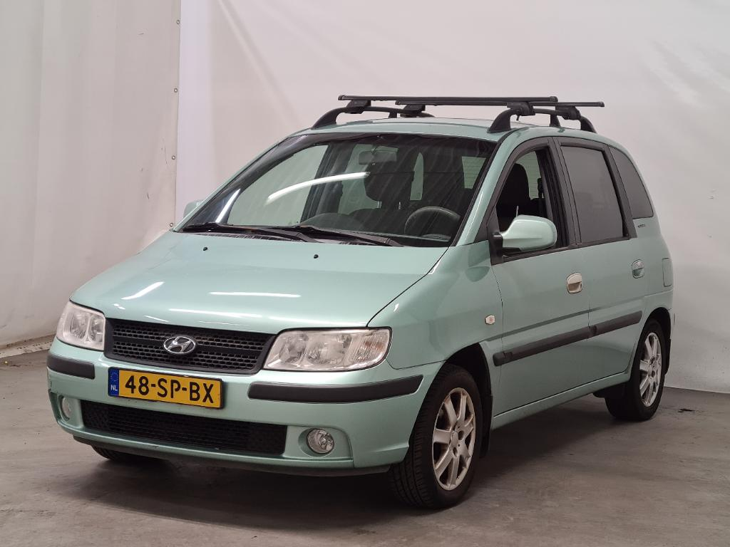 Hyundai MATRIX  1.8i Style