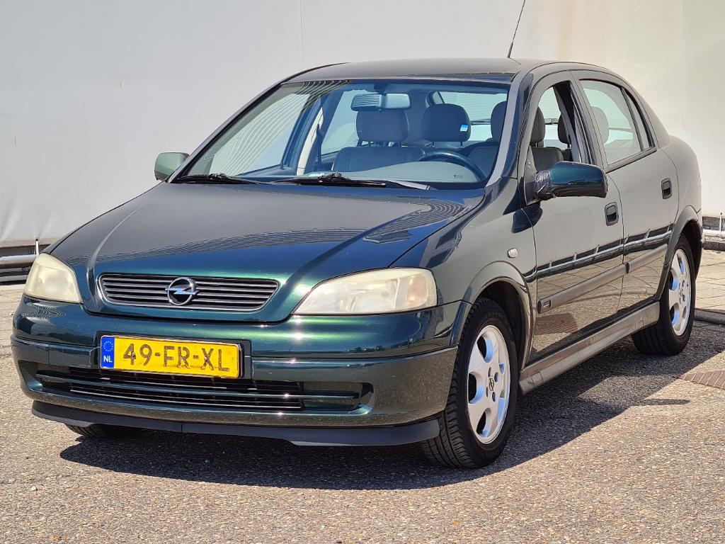 Opel ASTRA  1.6 Diamond