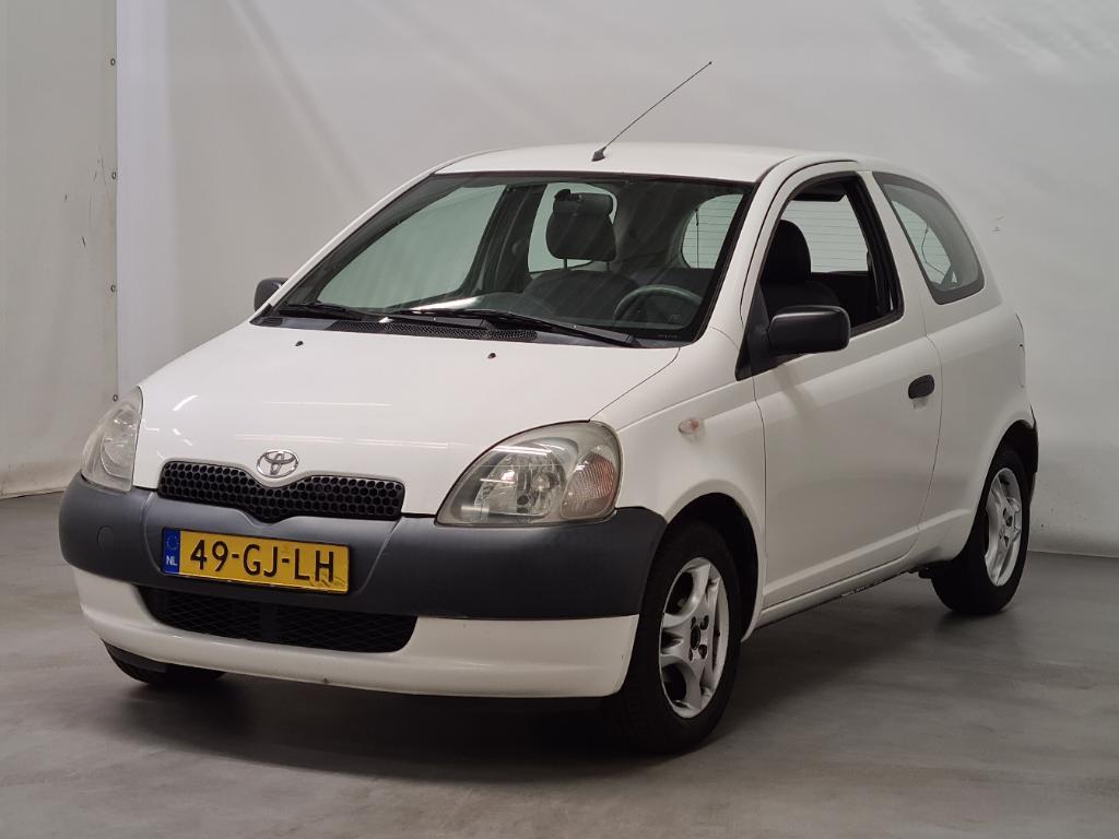 Toyota YARIS  1.0-16V VVT-i