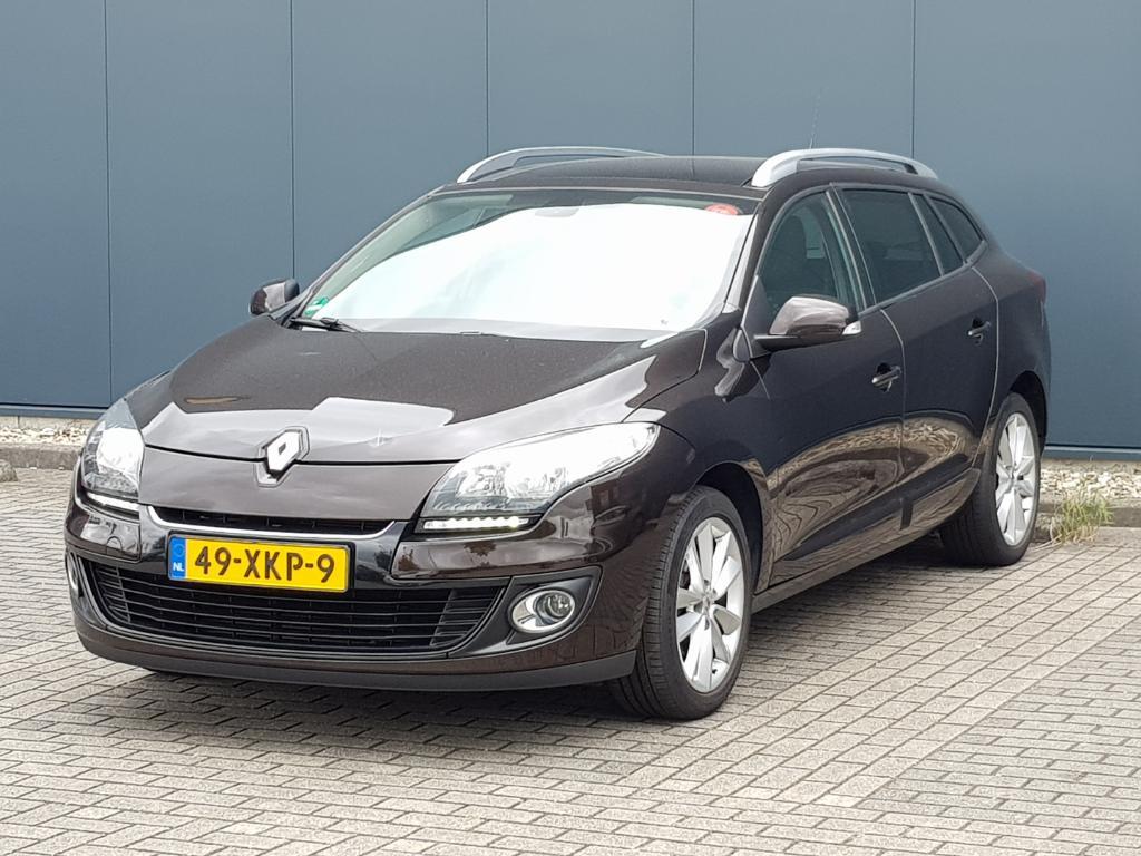 Renault MEGANE ESTATE 1.5 dCi Expression