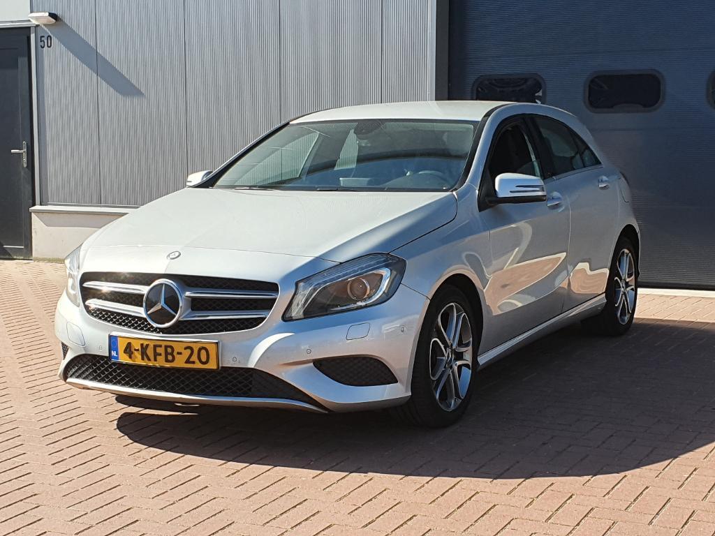 Mercedes-Benz A-KLASSE  180 CDI Ambition