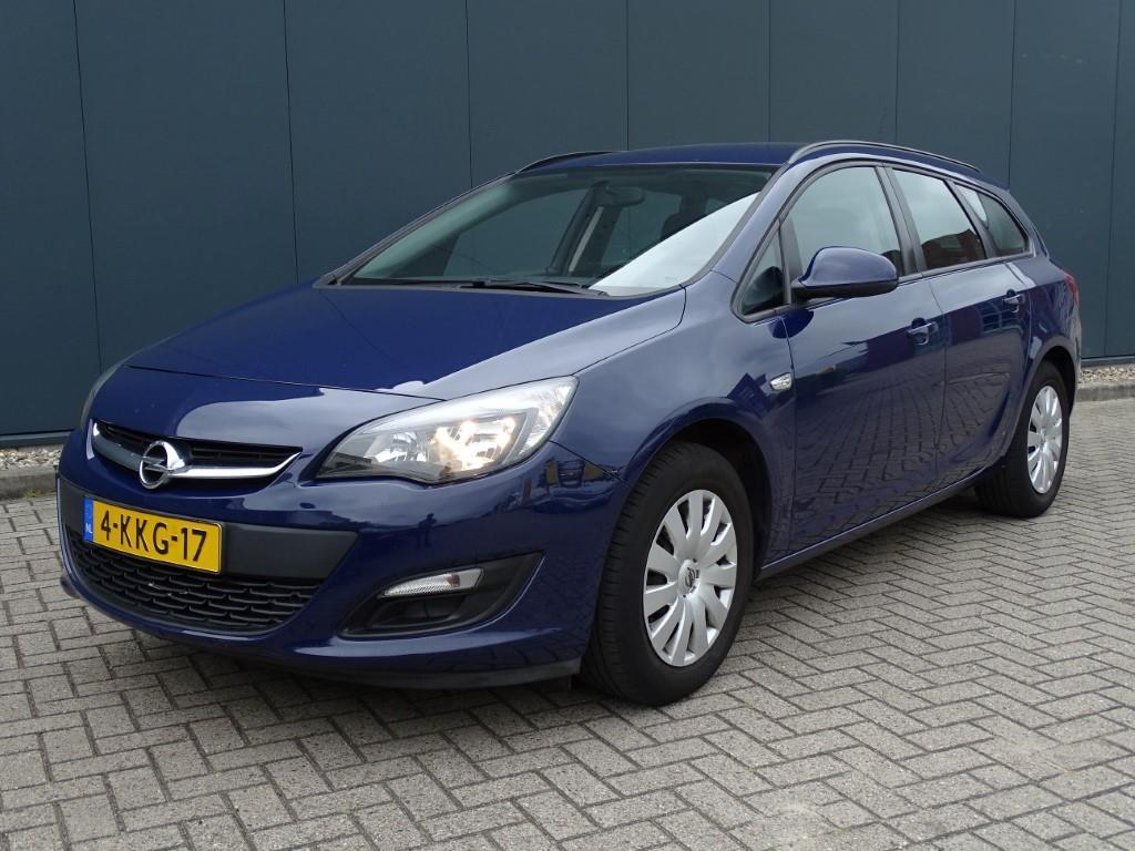 Opel ASTRA SPORTS TOURER 1.4 Turbo Berlin