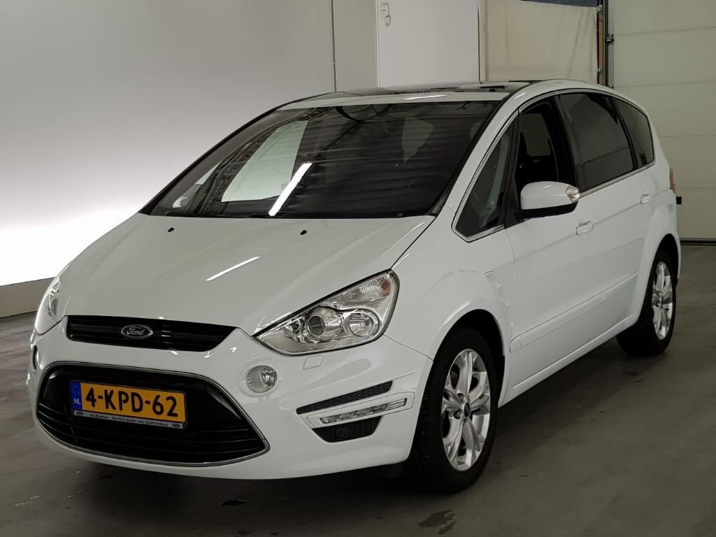 Ford S-Max 1.6 EcoB. Lease Tit.