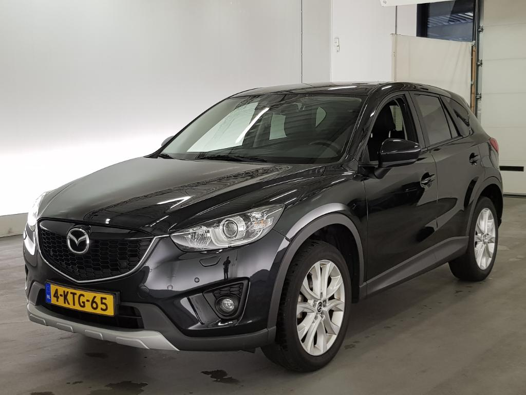 Mazda CX-5 2.0 GT-M 4WD