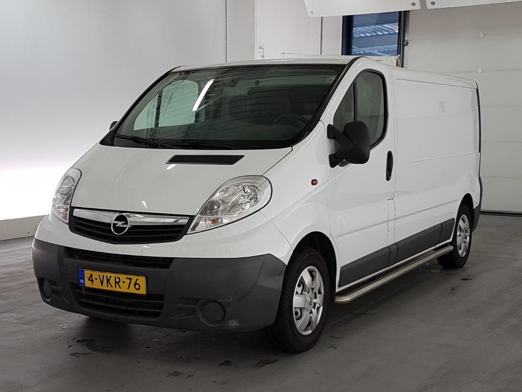 Opel VIVARO  2.0 CDTI L2H1
