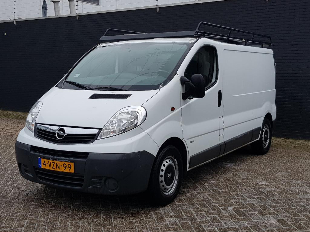 Opel VIVARO  2.0 CDTI L2H1  Eco