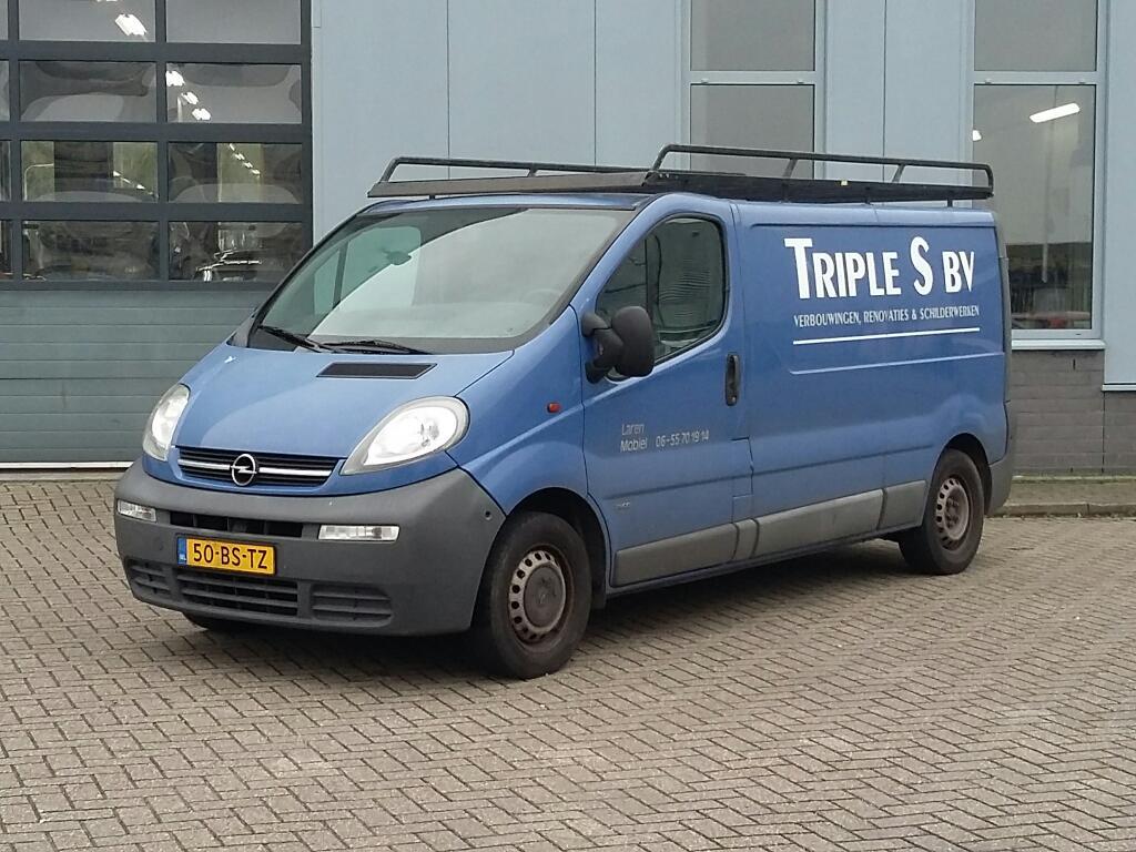 Opel VIVARO  1.9 CDTI L2 H1 Imperial