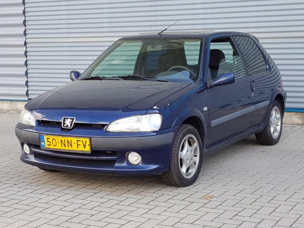 Peugeot 106  1.4 XS