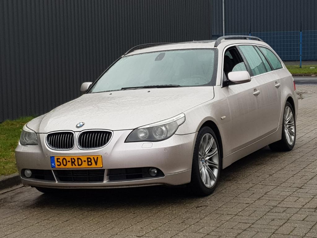 BMW 5-SERIE TOURING 545i High Executive