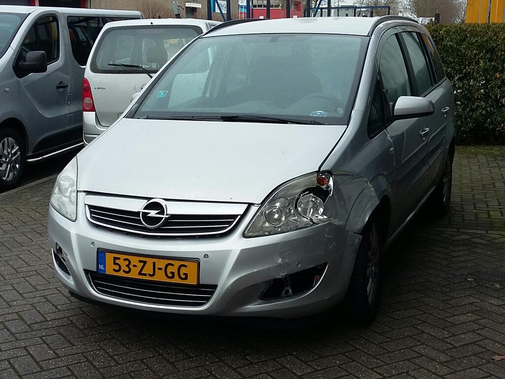 Opel ZAFIRA  1.8 Temptation   7P.