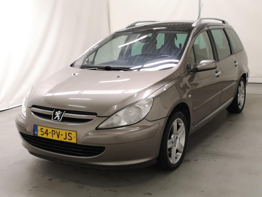 Peugeot 307 SW 2.0 HDiF Navtech
