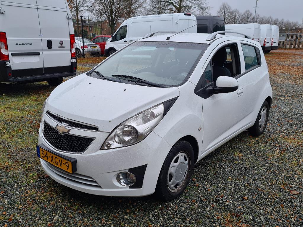 Chevrolet SPARK 1.0 16V LT Bi-Fuel