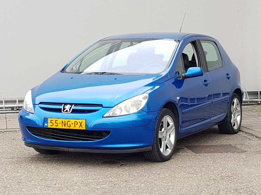 Peugeot 307  2.0-16V XSI