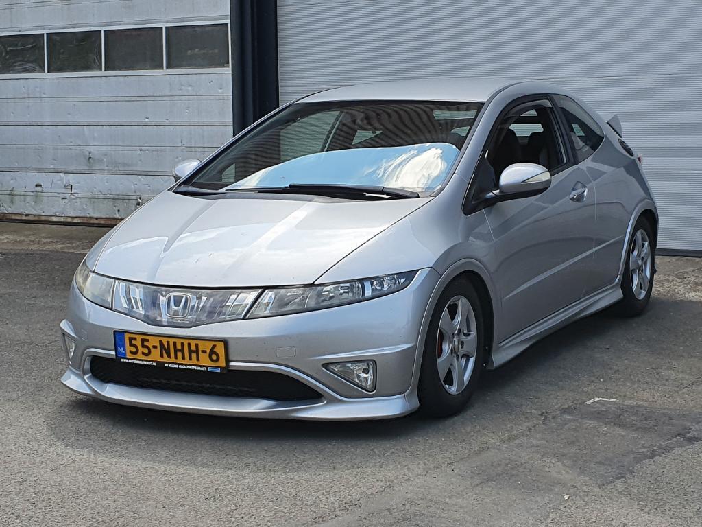 Honda CIVIC  1.8 Type S
