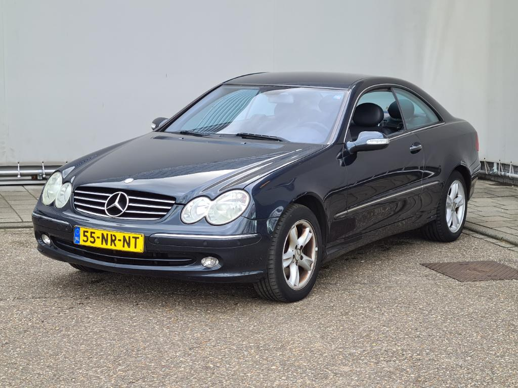 Mercedes-Benz CLK COUPE 200 K. Avantgarde