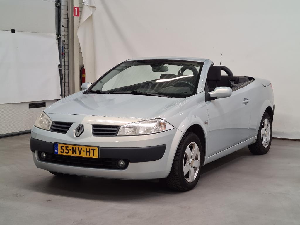 Renault MEGANE COUPE CABRIOLET 1.6-16V Dynam.Comf.