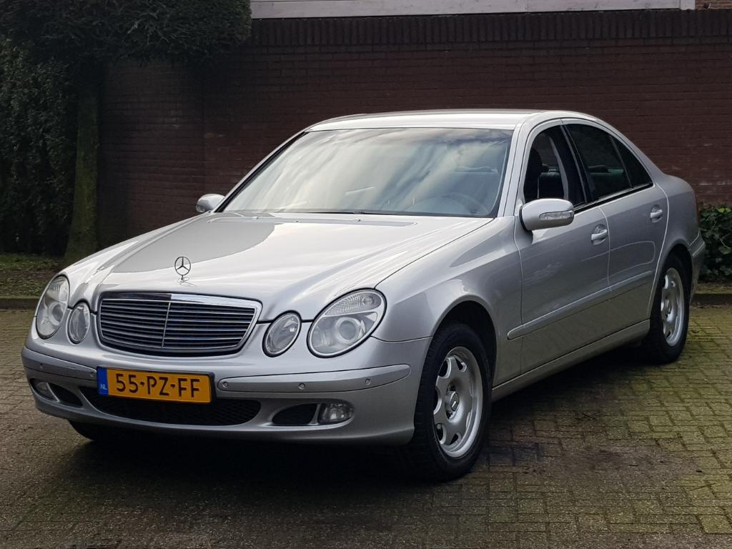 Mercedes-Benz E-KLASSE  200 CDI Classic