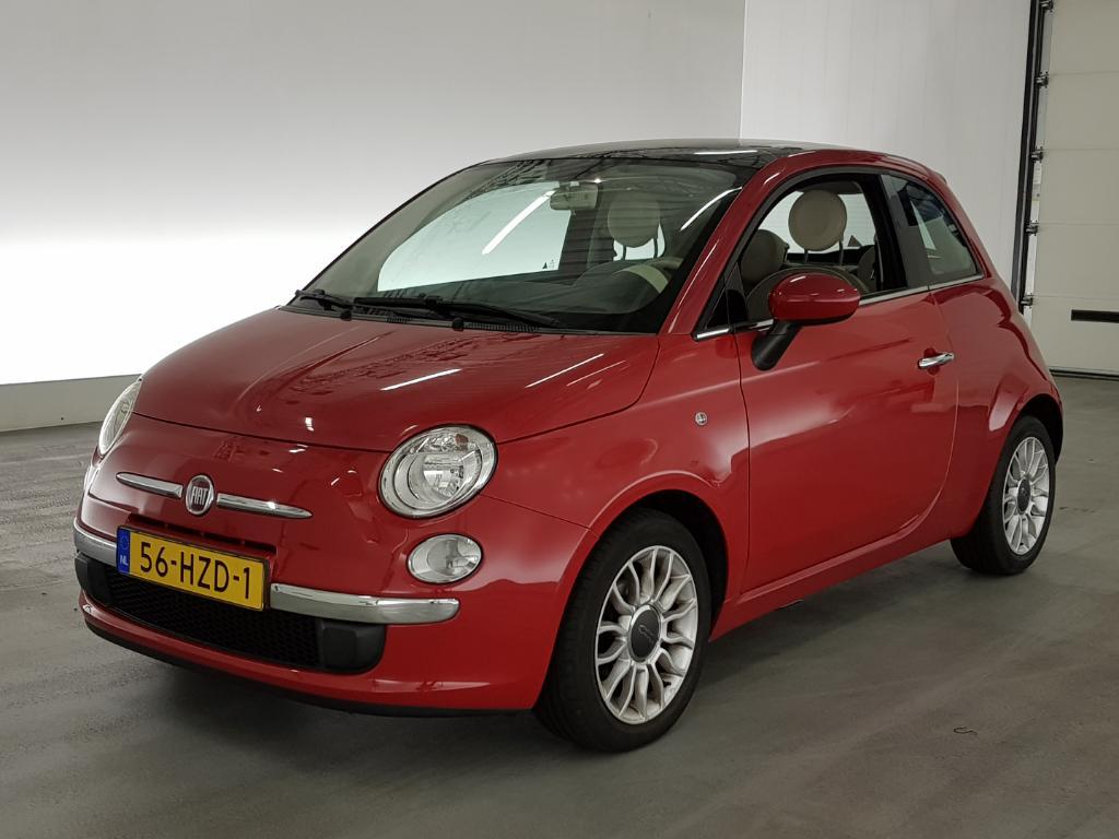 Fiat 500  1.2 AUT