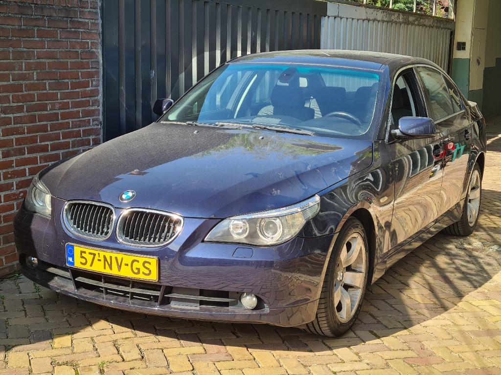 BMW 5-SERIE  525i Executive