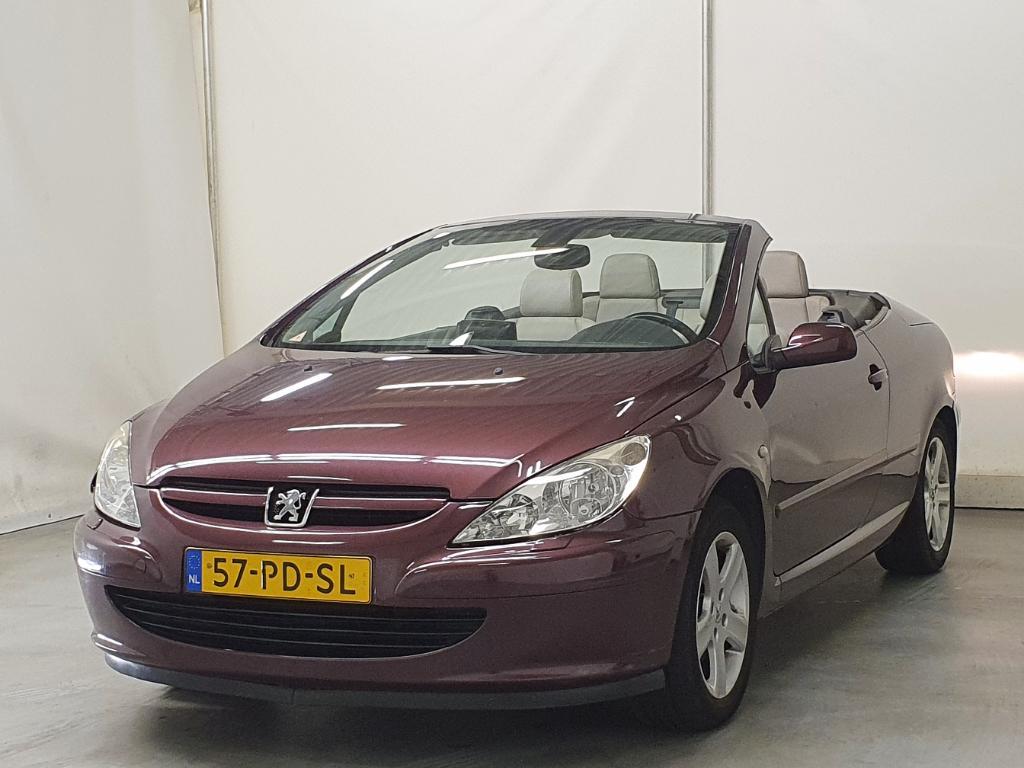 Peugeot 307 CC 1.6-16V