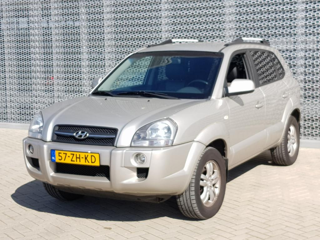 Hyundai TUCSON  2.0i Style Premium