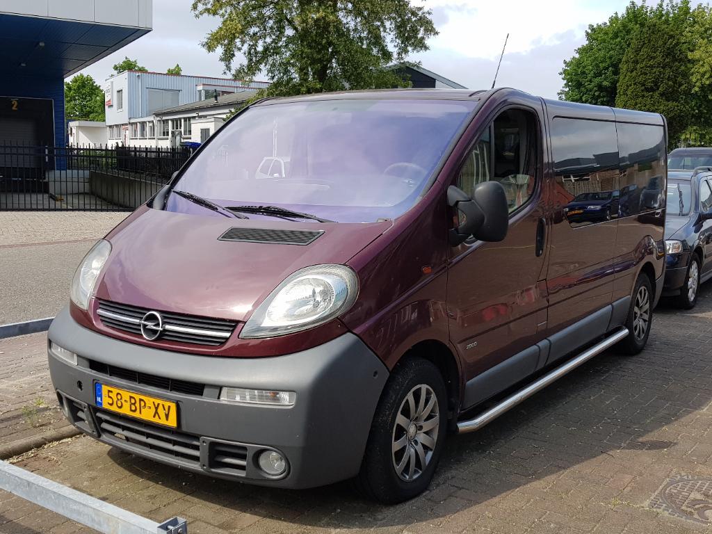 Opel VIVARO  2.5 CDTI L2 H1 DC