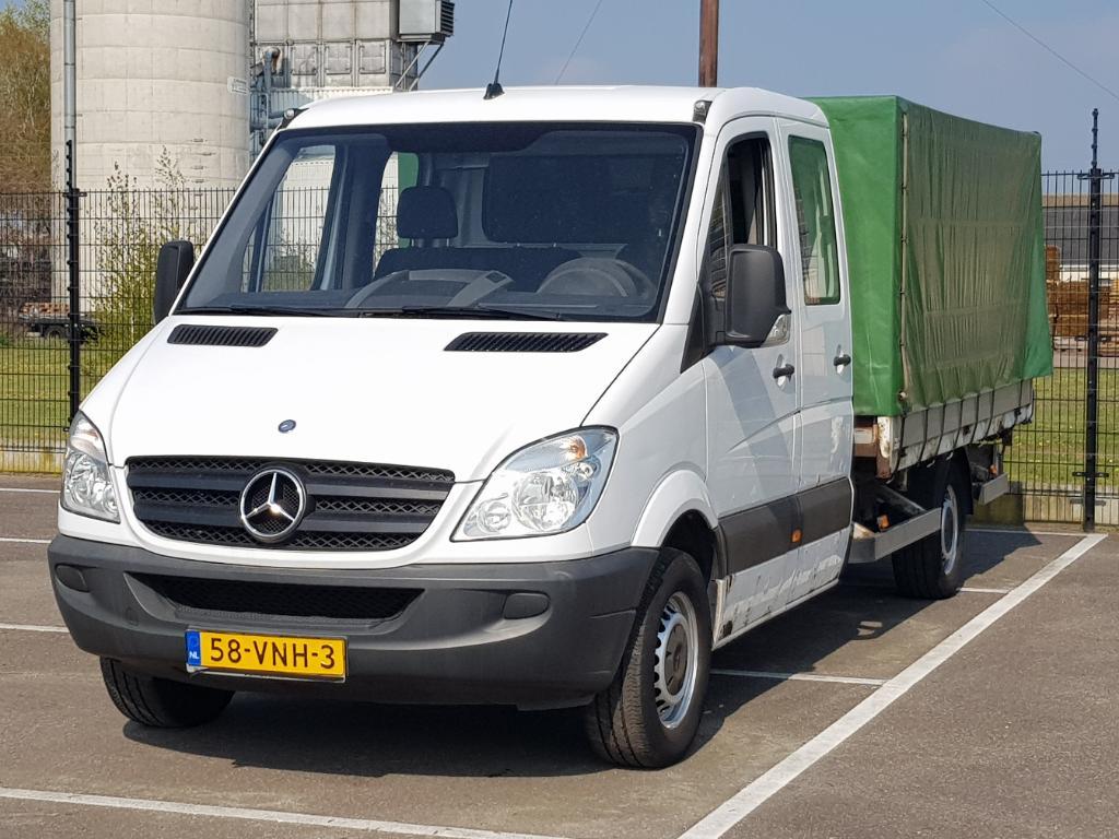 Mercedes-Benz SPRINTER  311 2.2 CDI 432