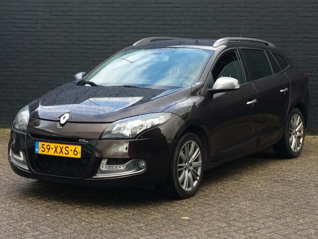 Renault MEGANE ESTATE 1.5 dCi GT-Line