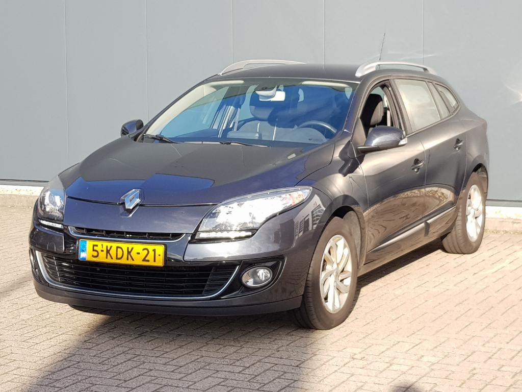 Renault MEGANE ESTATE 1.5 dCi Collection