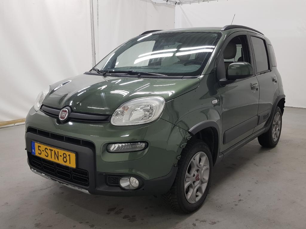 Fiat PANDA  0.9 TwinAir Lounge 4WD