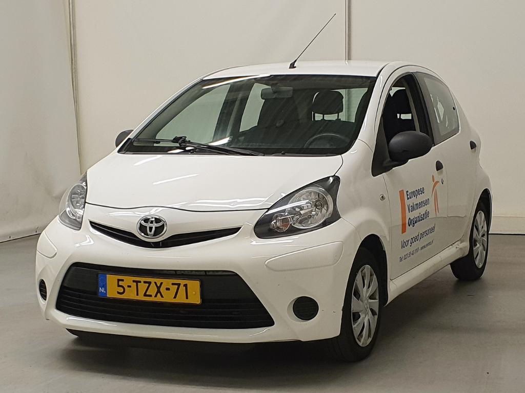 Toyota AYGO  1.0 VVT-i Now