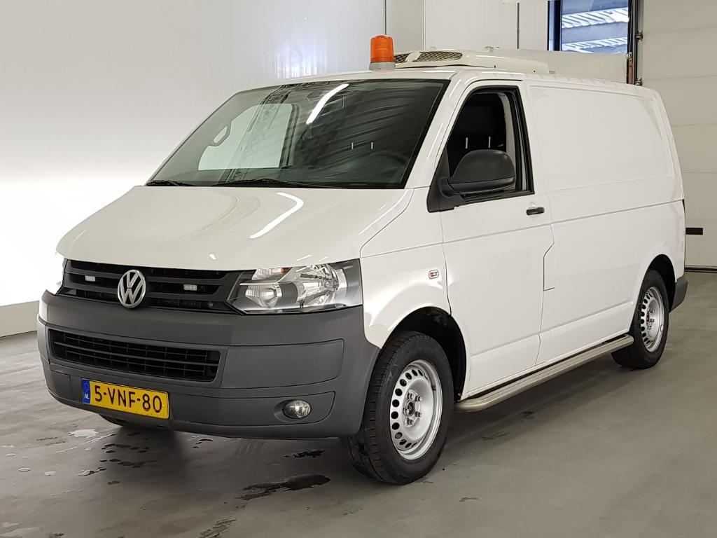 Volkswagen TRANSPORTER  2.0 TDI L1H1 Com. gedeeltelijk gekoeld 4Motion