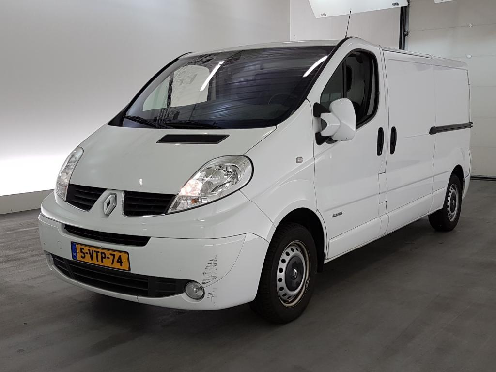 Renault TRAFIC  2.0 dCi T29 L2H1Bl.E