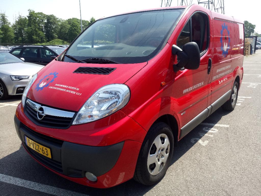 Opel VIVARO  2.0 CDTI L1H1 Eco