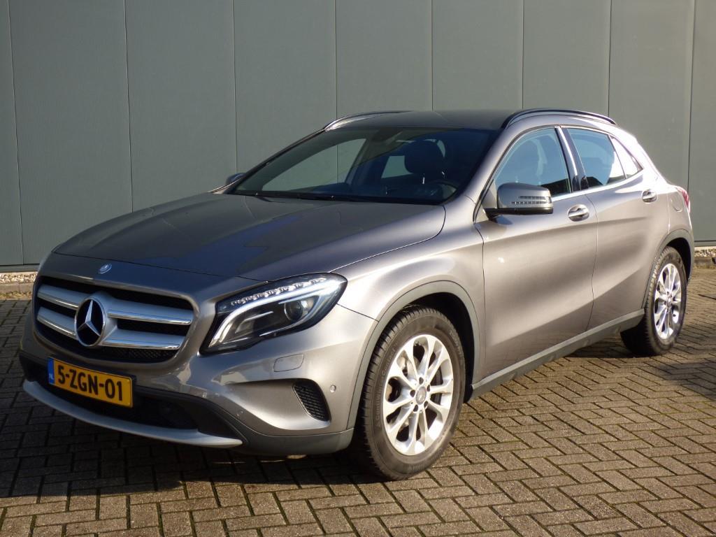 Mercedes-Benz GLA-Klasse 180 CDI Lease Ed.