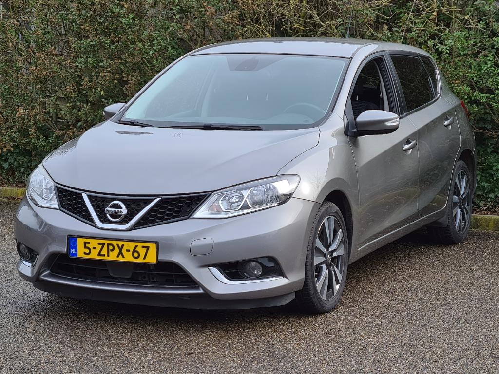 Nissan PULSAR 1.2 DIG-T Connect Ed