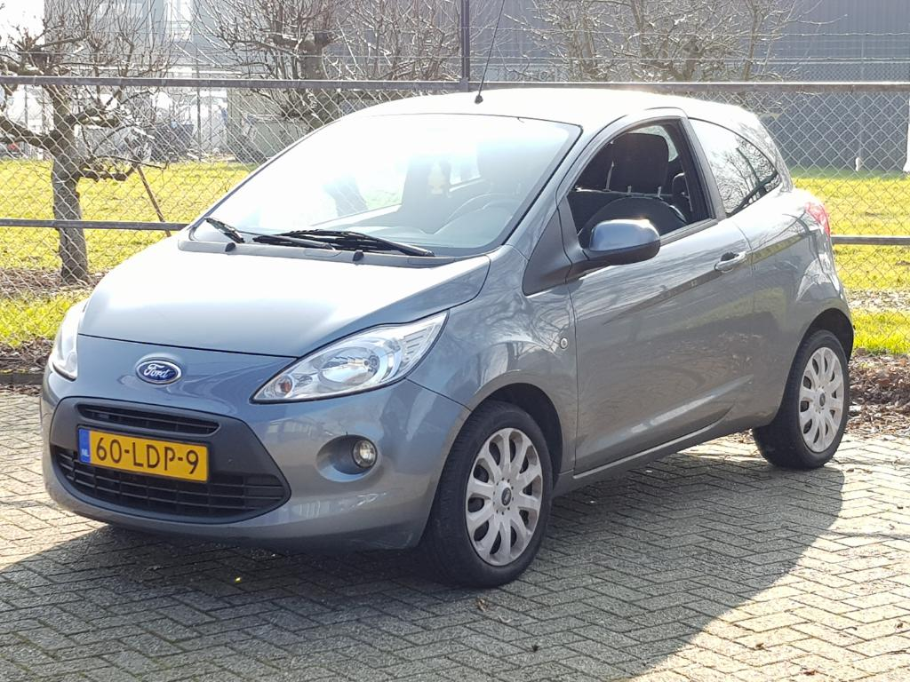 Ford KA  1.2 Limited