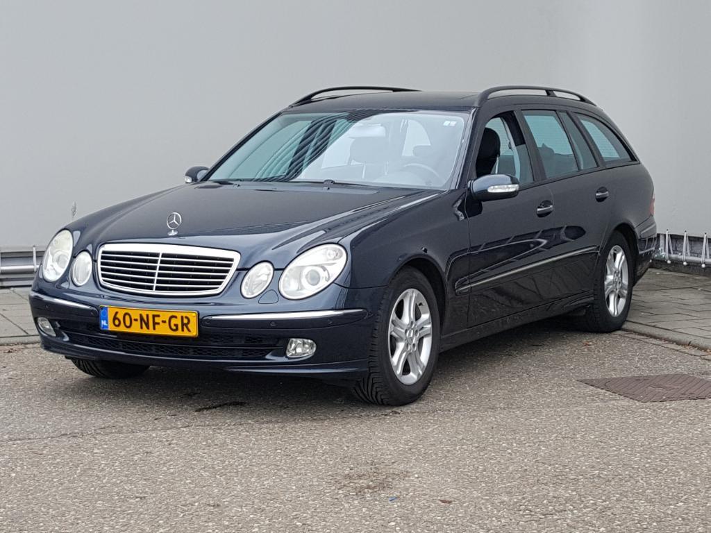 Mercedes-Benz E-KLASSE COMBI 200 K. Avantgarde