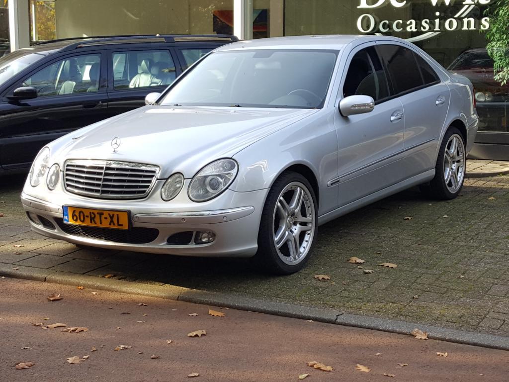 Mercedes-Benz E-KLASSE  280 CDI Elegance