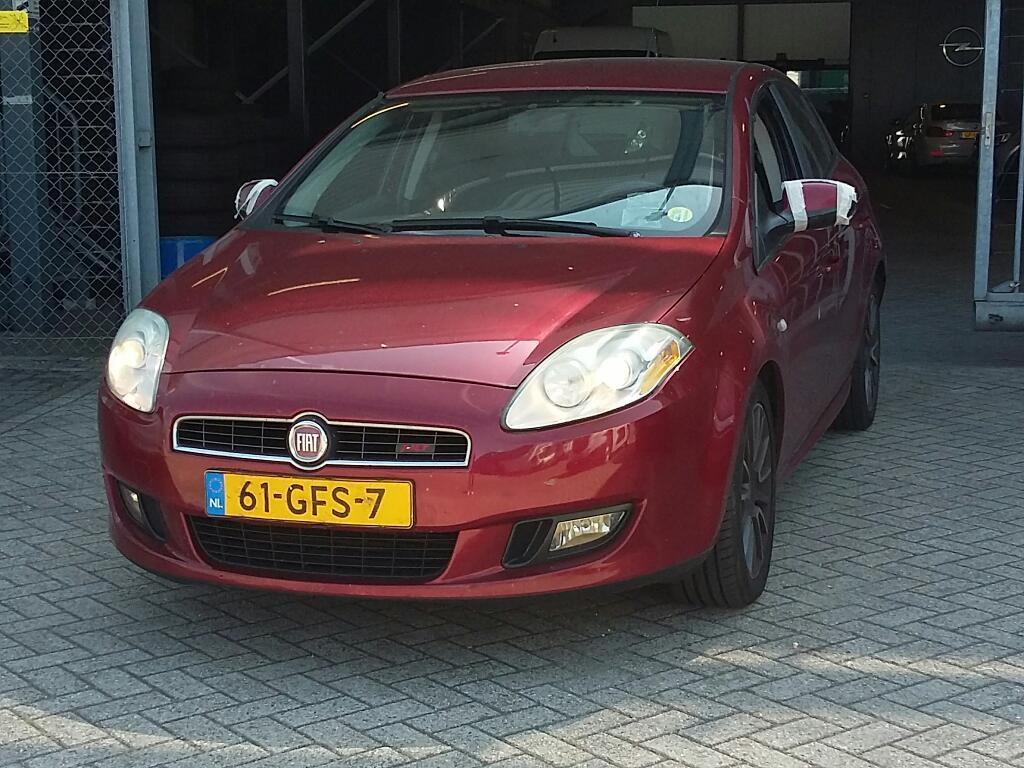 Fiat BRAVO  1.4 T-Jet Sport