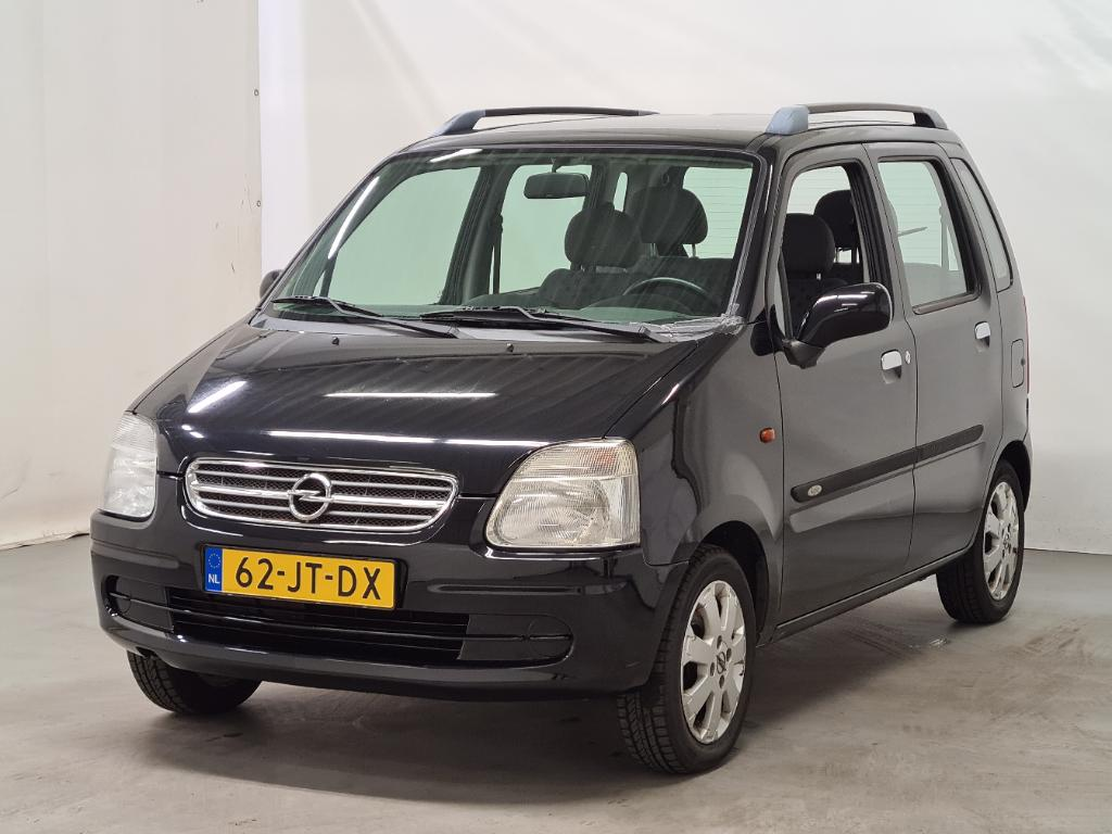 Opel AGILA  1.2-16V Star Edition