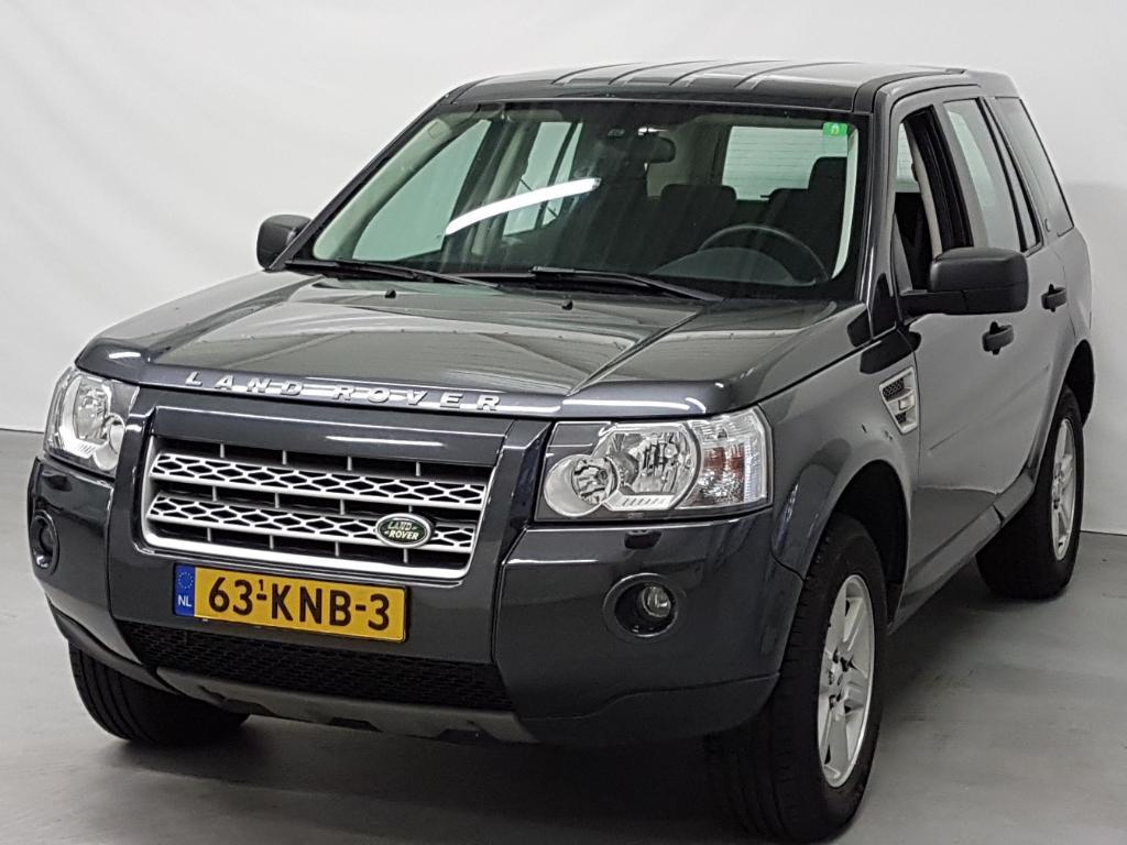 Land Rover FREELANDER  2.2 TD4 E
