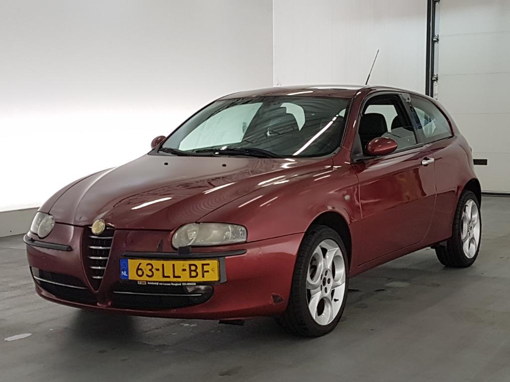 Alfa Romeo 147  1.9 JTD Edizione Lim