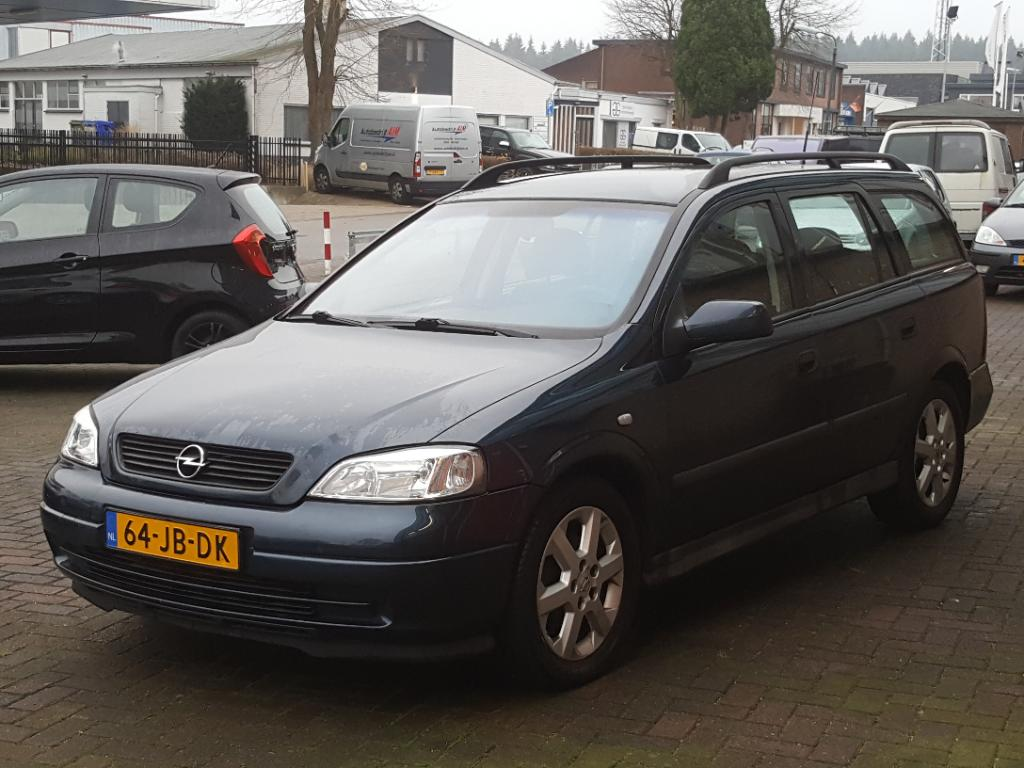 Opel ASTRA WAGON 2.0 DTH Edition