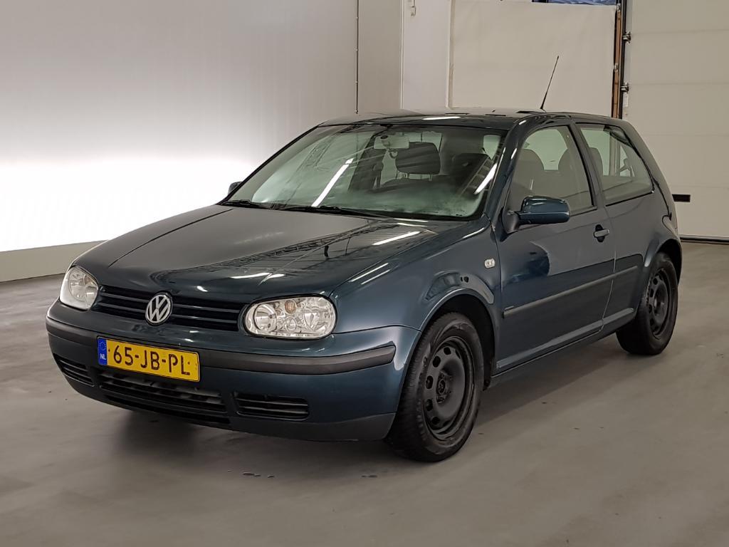 Volkswagen GOLF  1.4-16V Master Ed.