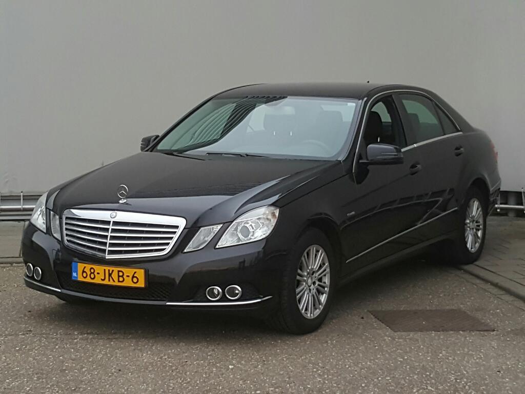 Mercedes-Benz E-KLASSE  220 CDI Bns Cl. Eleg