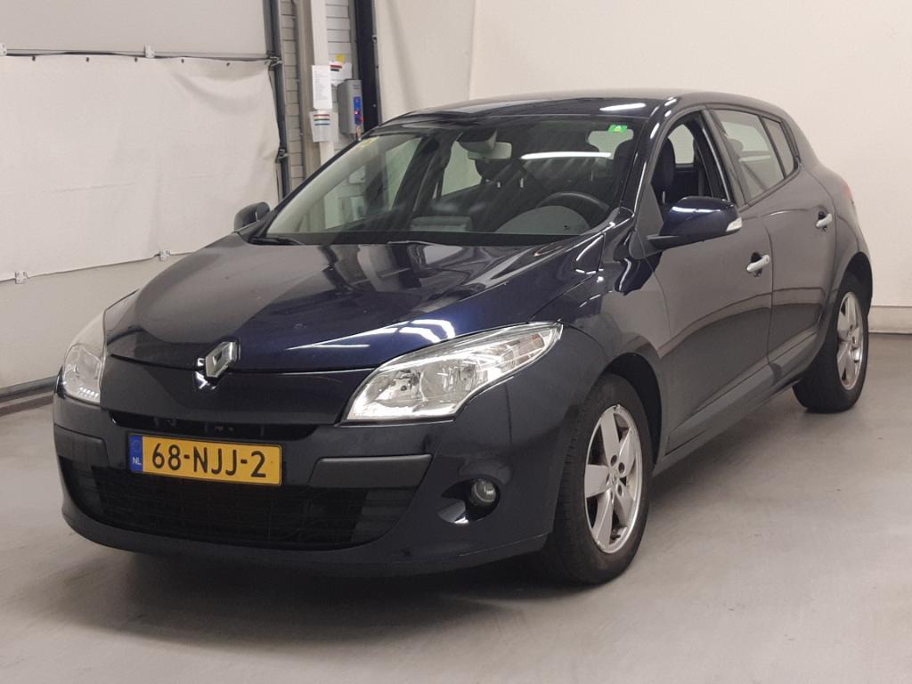Renault MEGANE  2.0 16V 103KW HB CVT