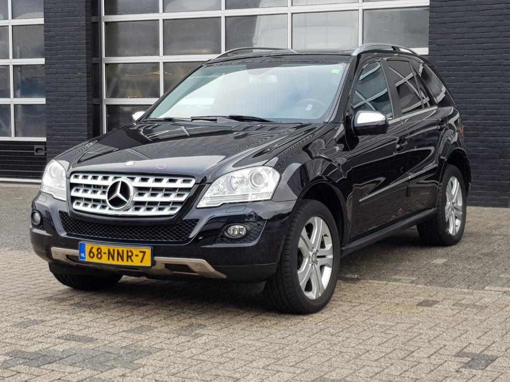 Mercedes-Benz M-KLASSE  350 CDI BlueTEC